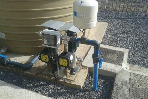 DAB Booster Pump Set