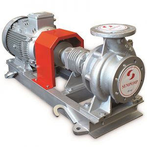 TFK-K HOT OIL PUMP