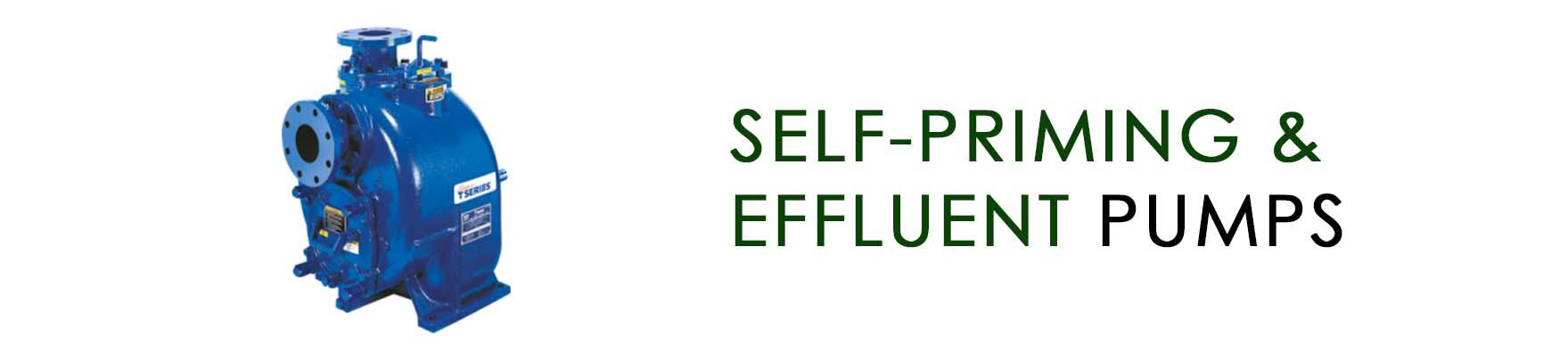 Self priming