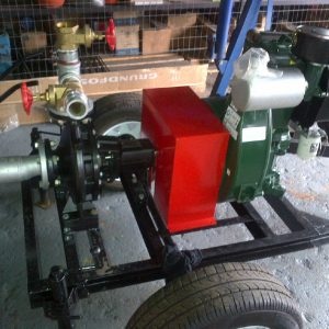 Diesel-Driven Pump Set