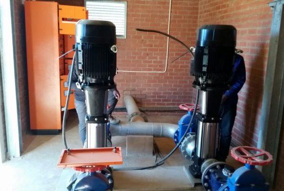 Nkwezela Pump Station
