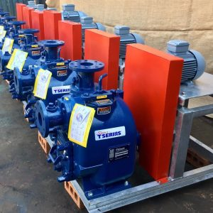GORMAN RUPP T3 5.5KW and 3KW SelfPriming Pump Sets